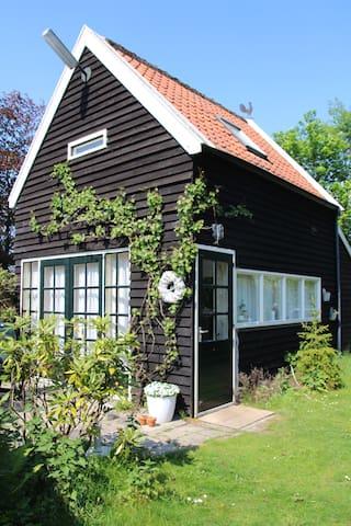 Vrijstaand huisje aan Schoorlse duinrand - Schoorl