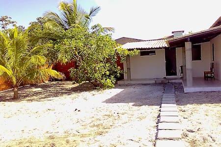 Casa de praia em Barra do Jacuípe - Monte Gordo