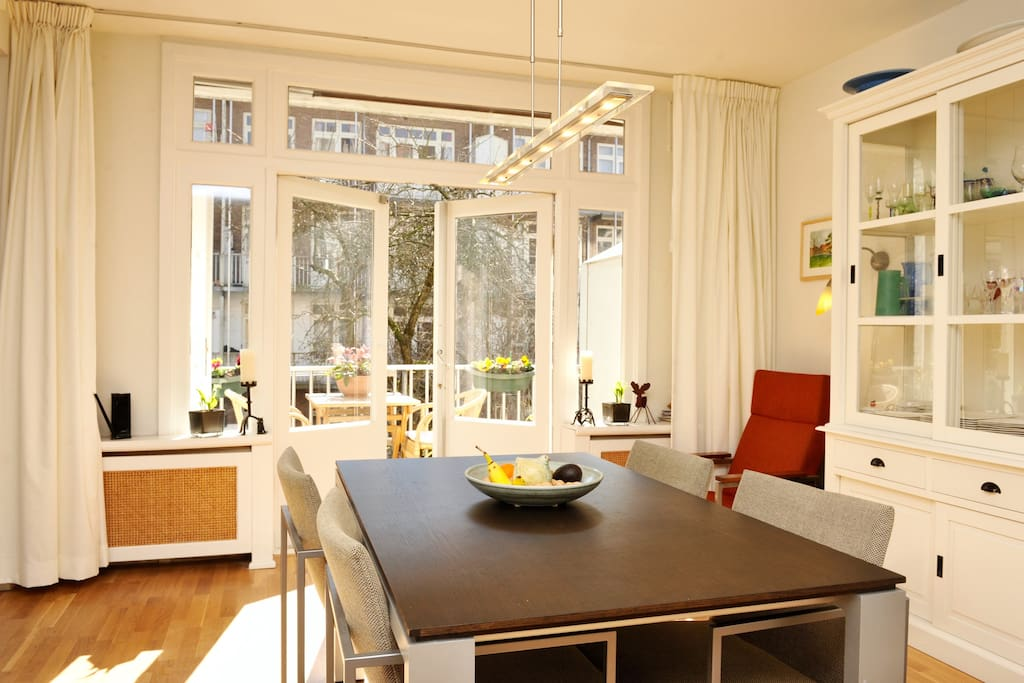 Beautiful light livingroom