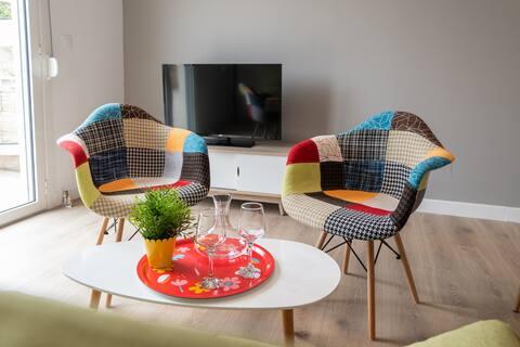 The Pop & Art Cozy Apartment