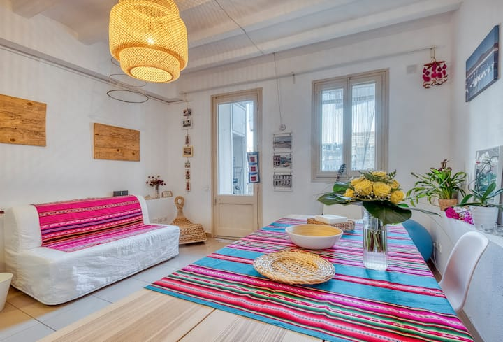 Private room in the heart of Gracia