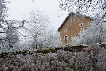 La Ferme du Château de Bellevue (calme et nature) - Le Clerjus