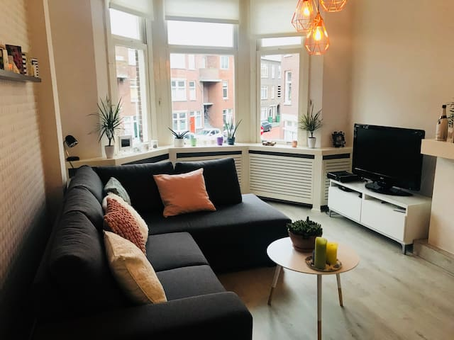Typical dutch apartment, 10 min from city center