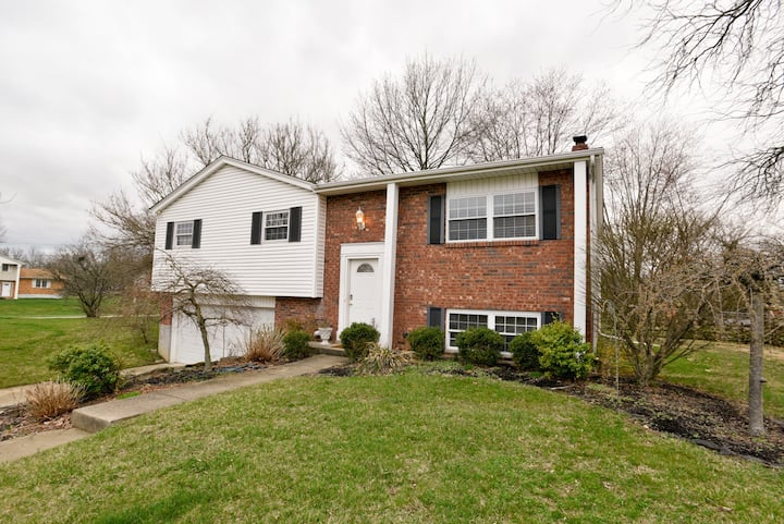 ⭐️Entire house • West Chester• Spacious 3 bedroom ⭐️