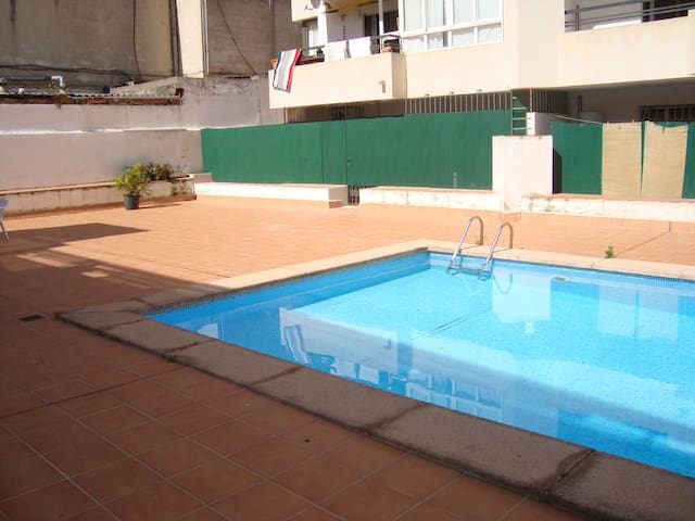 apartamento amueblado 2 habitacione - Palma