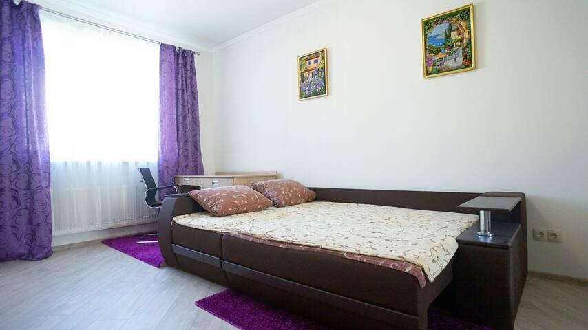 Квартира в центре города, р-н Прогресса