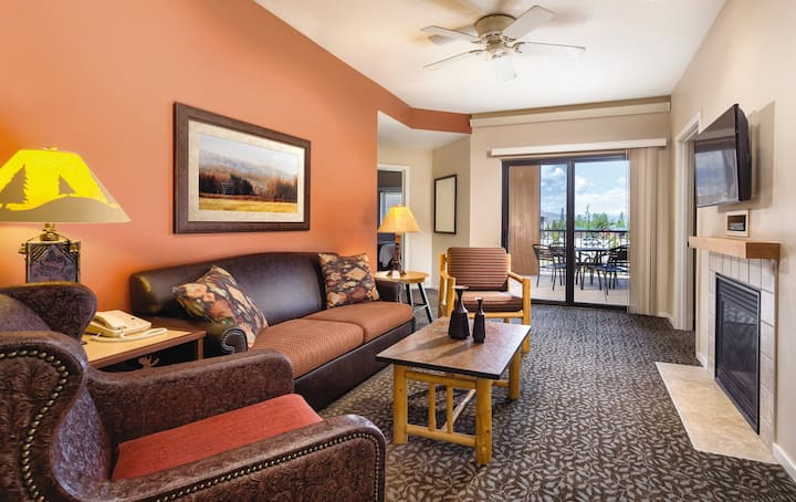 Worldmark West Yellowstone 2BR2Ba 2TWINS NICE!!