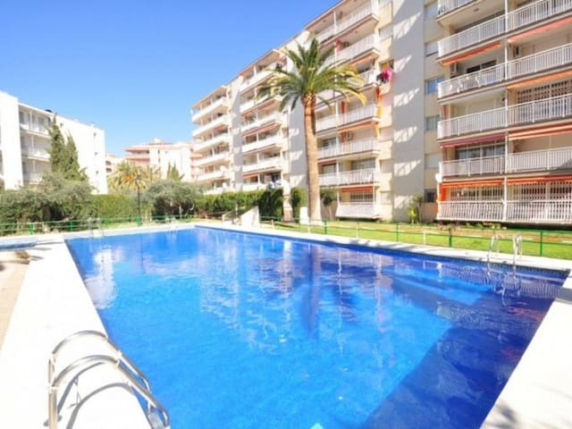167-DMS III. Apartment with two bedrooms and pool