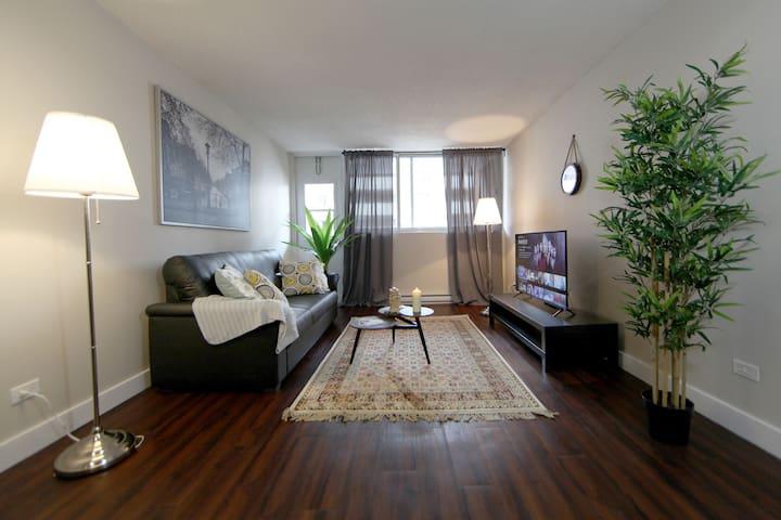 Montreal Beauty #16P/One Bedroom/MTR GUY-CONCORDIA