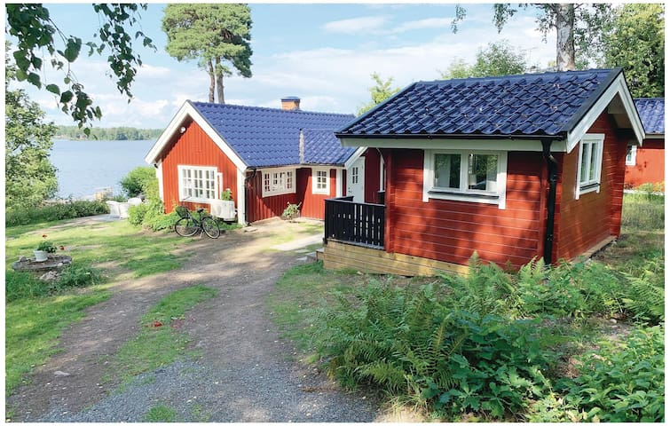 Holiday cottage with 1 room on 60m² in Kvicksund