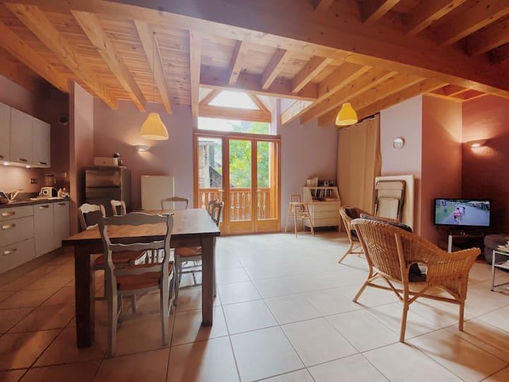 Maison Marguerite 🌼 100 m2 et espace extérieur