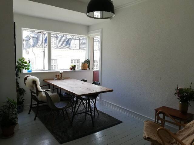 Lovely appartment 12 min outside of Copenhagen