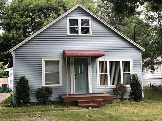 Eco-Conscious Home in Norton Shores