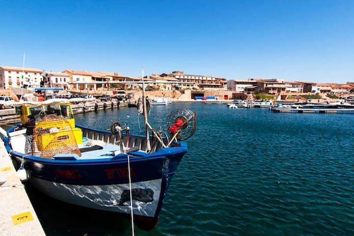 Apartment 150 meters from the sea, 6 beds - Isola Rossa - Apartment