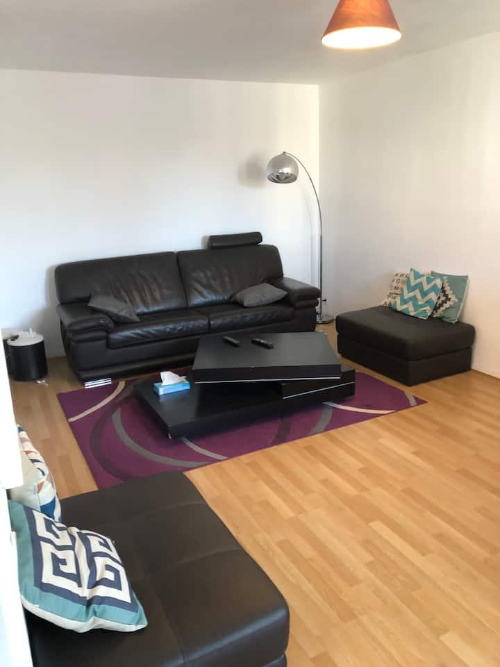 Le saint germain., appartement 2 pièces de 52 m2 .