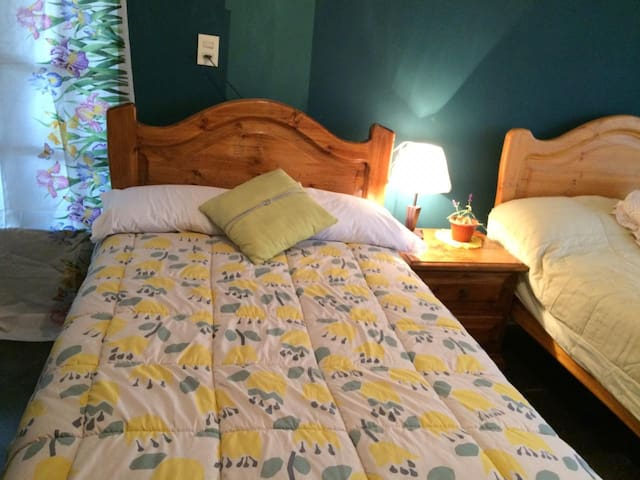 Beautiful  and independent room 10 min from center
