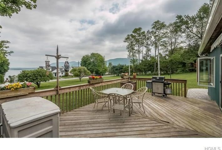 Hudson Valley, River View, Bungalow - Cornwall-on-Hudson - Apartemen