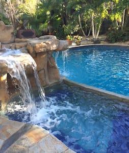 """""""STYLE"""" MAGAZINE FEATURED LUX BEACH VILLA, 20%/7NT - Sarasota - Villa"""