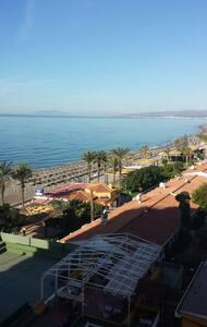 Impresionantes vistas al mar.playa - Torrox - Apartamento