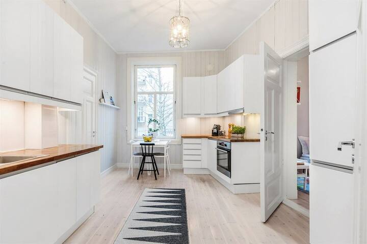 Charming apartment in the middle of Oslo. - Oslo - Apartemen