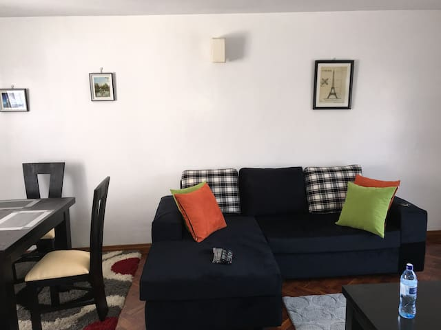 Cozy 2 Bedroom Apartment - Nairobi - Apartamento