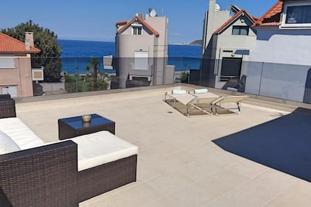 Villa Merrydale with private pool & ocean view - Ialysos