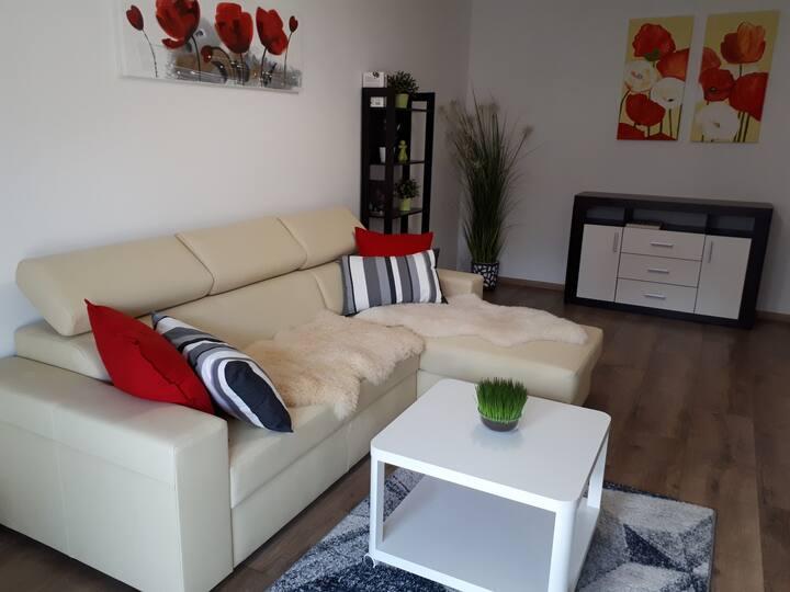 Komfortowy apartament Partynice