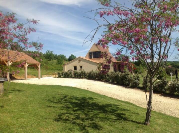 Acacia dordogne -  Superbe villa avec piscine