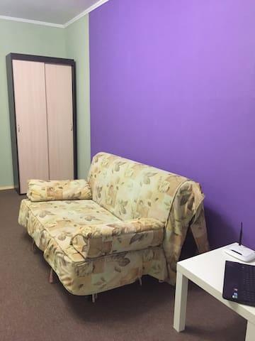 bedroom for 2 person/спальня для двух человек