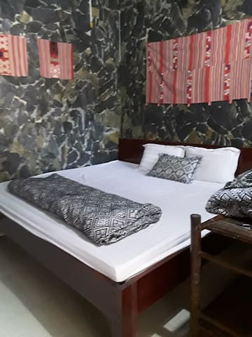 Private room in Lac village - Chiềng Châu - Penzion (B&B)