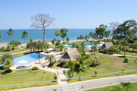 Ocean Front Condo For Rent Bijao, Rio Hato, Panama - Rio Hato