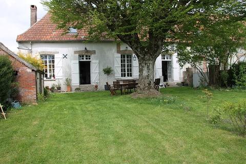 La maison du Buisson