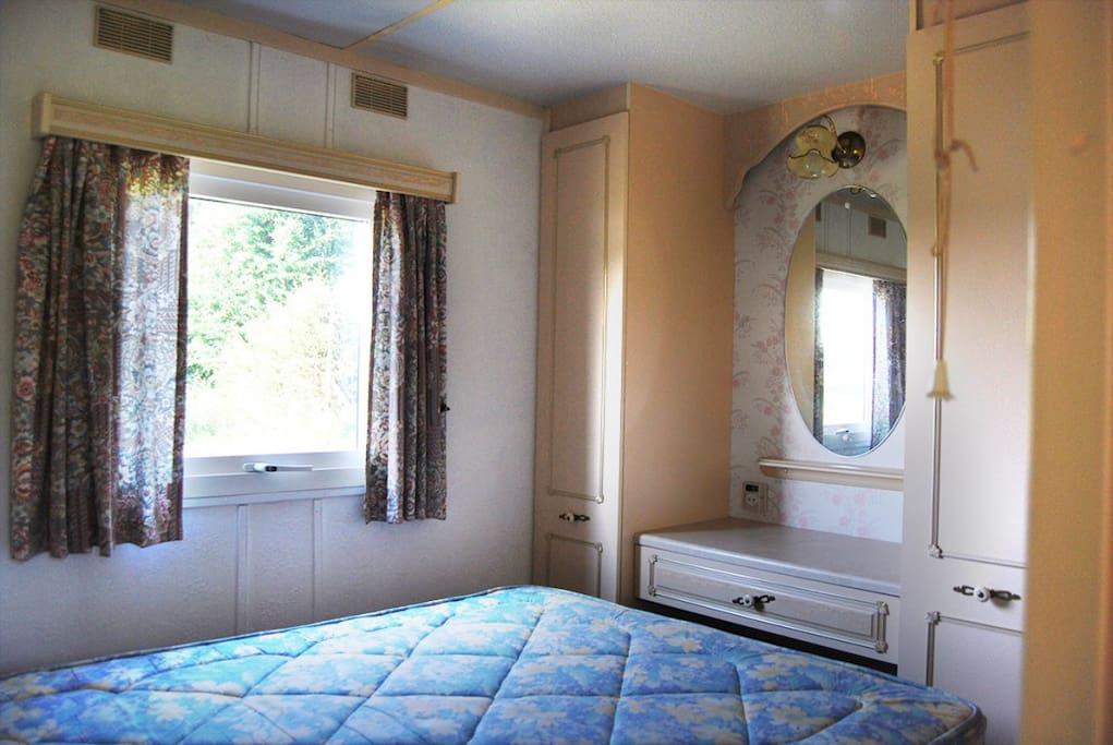 Sypialnia domek 1