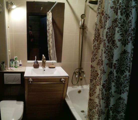 Уютная квартира в удобном месте - Pskov - Lägenhet