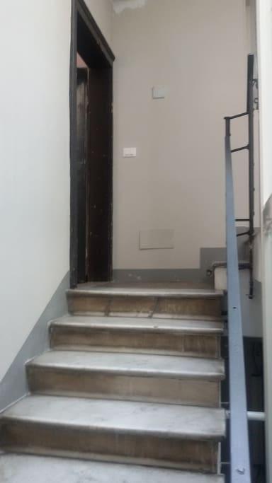 entrata- entrante