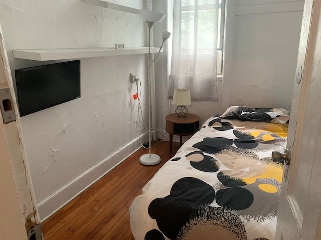 Twin (Single) Bed in East Village Apartment