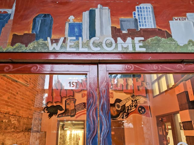 The Nashville Downtown Hostel has been in operation since 2012!