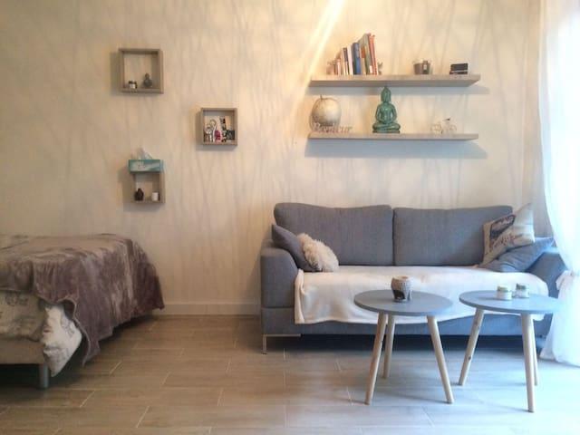 JOLI STUDIO CAGNES SUR MER - Cagnes-sur-Mer - Apartment