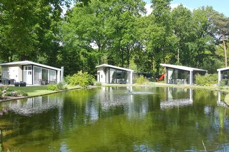 Otterlo,Wekerom  4 per. bungalow op de Hoge Veluwe