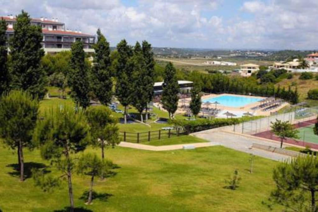 Swimming Pool, Park, Relax Area