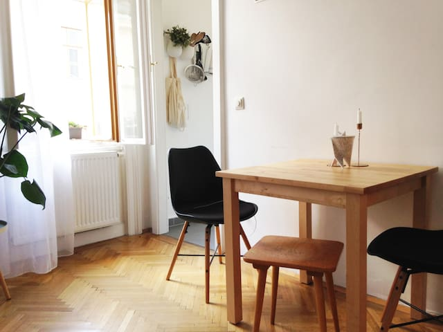 Hip and cosy Apartment in the heart of Vienna