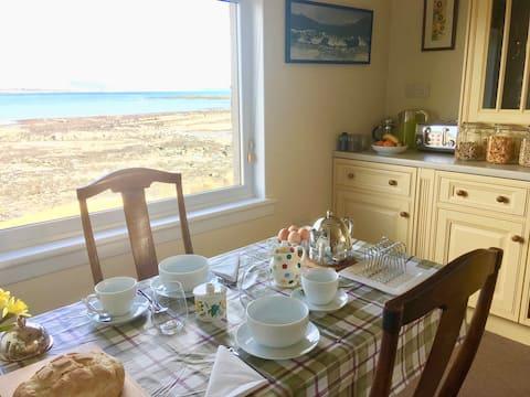 Claigan Bed and Breakfast, Isle of Skye, Scotland.