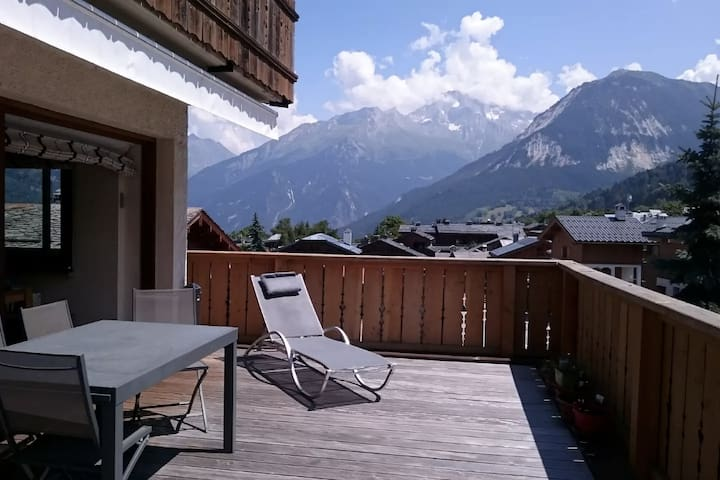Le Praz Courchevel B&B, 2 rooms 3-4 pers. capacity - Saint-Bon-Tarentaise - Bed & Breakfast