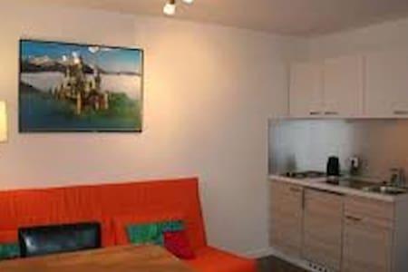 Mooi appartement met inloopdouche in Tirol - Ehrwald