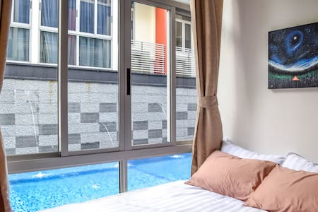 NEW COSY 2BR CONDO - 8 MINS TO ORCHARD ROAD - Singapore - Leilighet