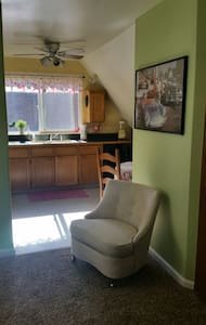 Studio next to park & downtown - Chico - Διαμέρισμα