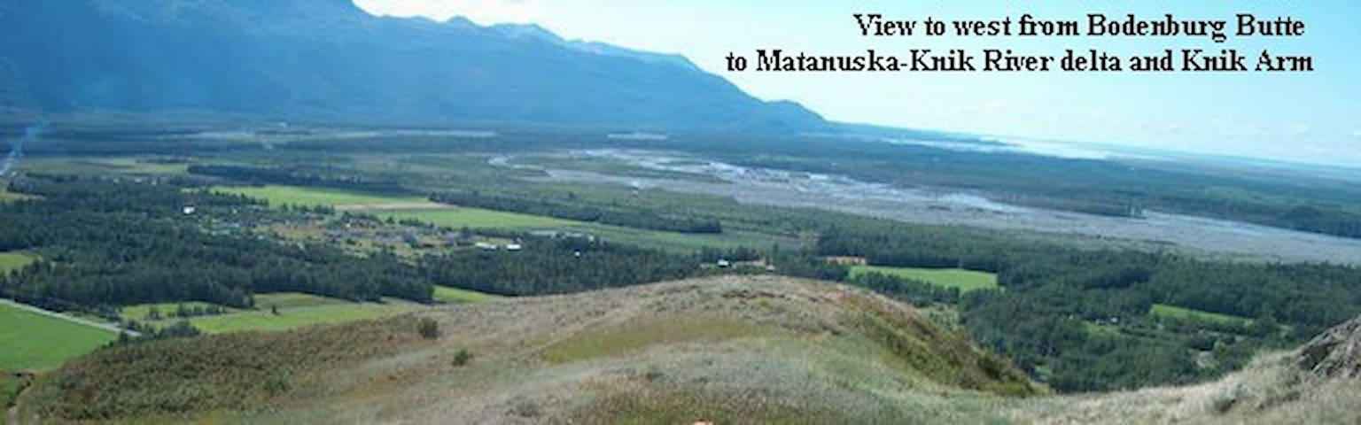 Amazing Views In Palmer AK - Palmer - Apartamento