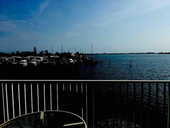 beautiful waterfront condo at Boca Ciega Resort