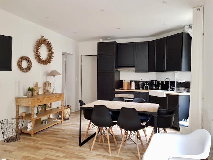 Superbe appartement 60m2 idéalement situé