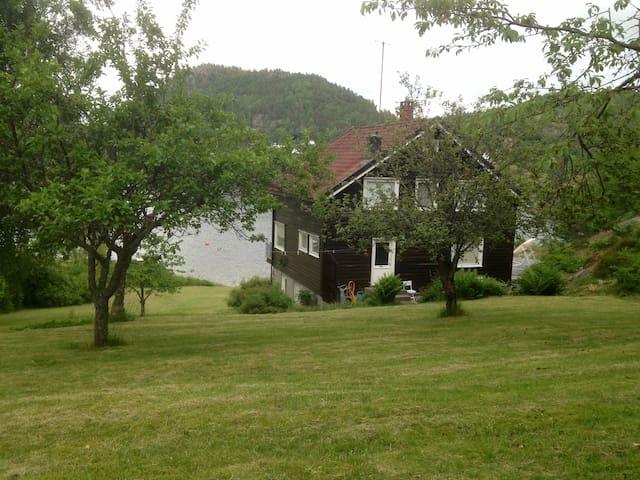 Charming summer house - Søndeled - Casa